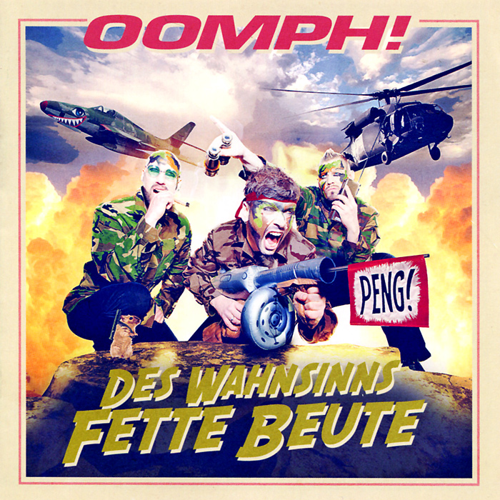Oomph! Oomph! Des Wahnsinns Fette Beute oomph oomph truth or dare