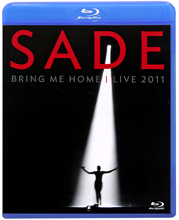 Sade: Bring Me Home, Live 2011 (Blu-ray) свитшот print bar moriarty is our king