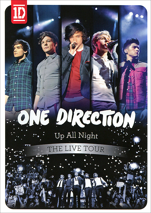 One Direction: Up All Night, The Live Tour i found you