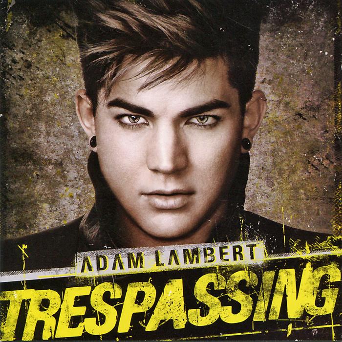 Адам Ламберт Adam Lambert. Trespassing (Deluxe Edition) lambert lambert lost tapes