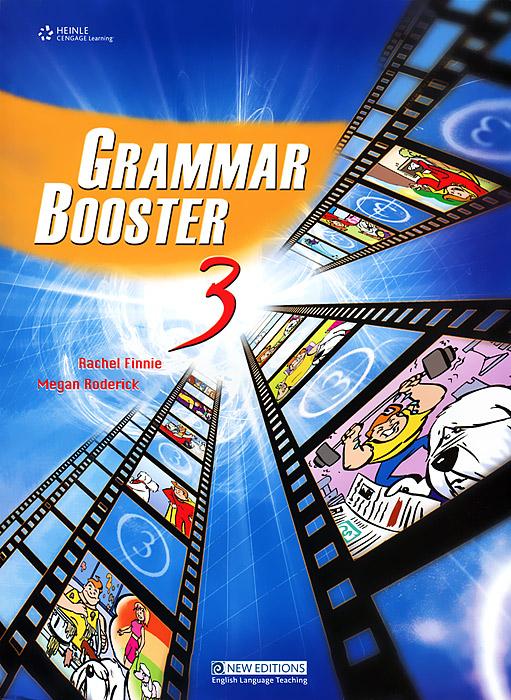 Grammar Booster 3: Student's Book (+ CD-ROM) change up intermediate teachers pack 1 audio cd 1 cd rom test maker