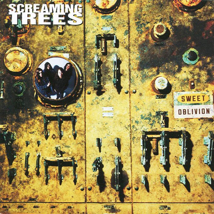 Screaming Trees Screaming Trees. Sweet Oblivion sony cp v3
