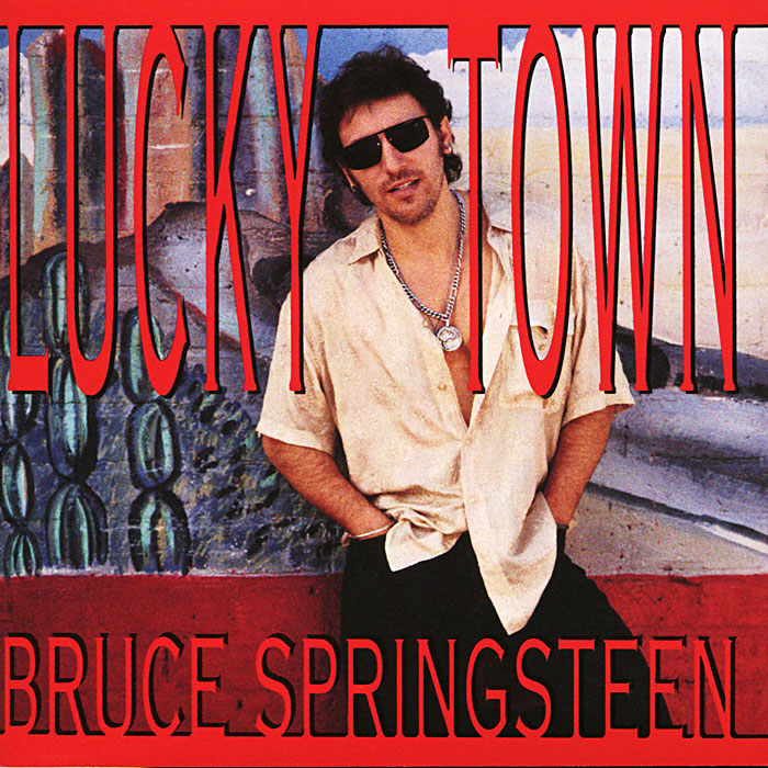 Брюс Спрингстин Bruce Springsteen. Lucky Town bruce springsteen live in dublin blu ray