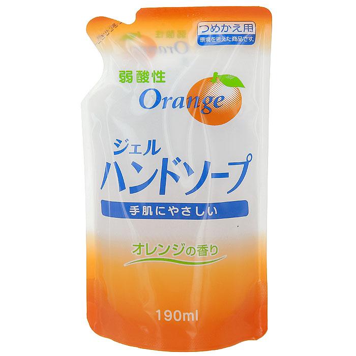 """Мыло-гель Eoria """"Rocket Soap"""" для рук, слабокислотное, сменная упаковка, 190 мл"""