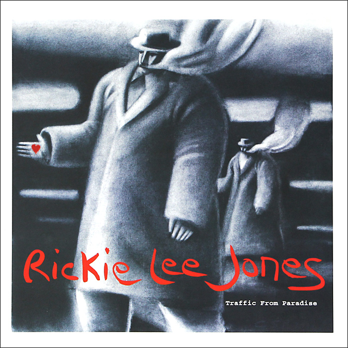 Rickie Lee Jones. Traffic From Paradise (LP)