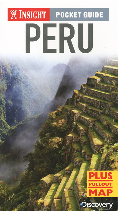 Peru: Insight Pocket Guide (+ Map) dublin pocket map and guide