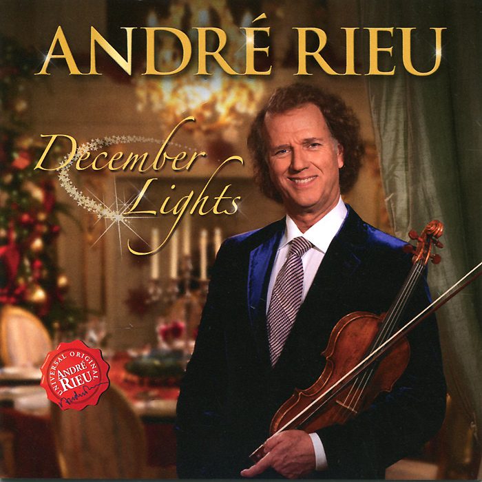 Андрэ Рье Andre Rieu. December Lights андрэ рье andre rieu strauss