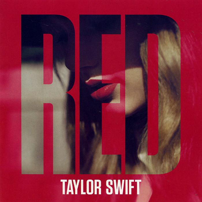 Тейлор Свифт Taylor Swift. Red (2 CD) big snack vending machine