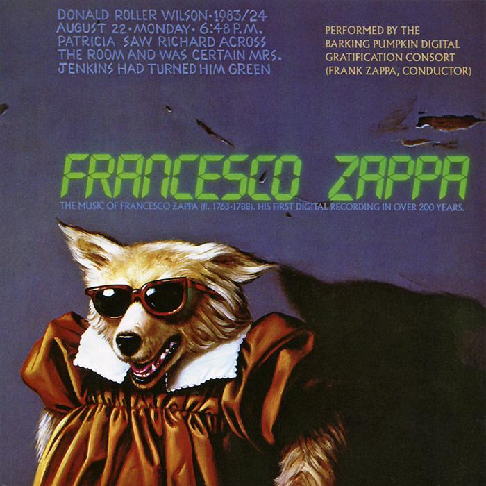 Фрэнк Заппа Frank Zappa. Francesco Zappa все цены