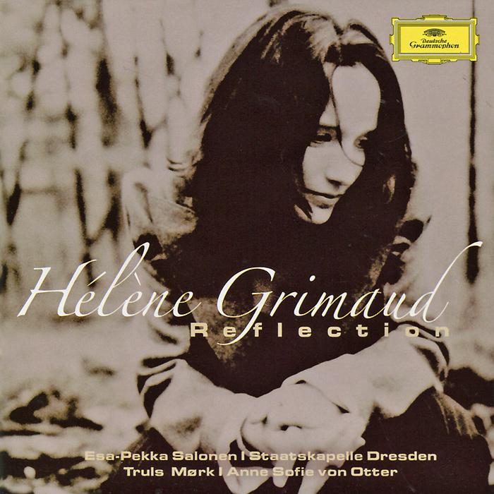 Helene Grimaud, Esa-Pekka Salonen, Staatskapelle Dresden, Anne Sofie Von Otter, Truls Mork. Robert, Clara Schumann, Brahms. Reflection