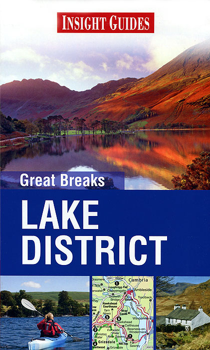 Insight Guide: Great Breaks: Lake District insight guides great breaks bath