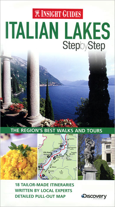 Insight Guides: Italian Lakes Step by Step radcliffe a the italian