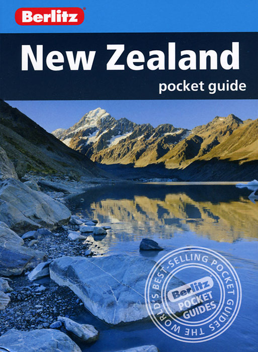 Berlitz: New Zealand Pocket Guide картридж epson stylus pro 7900 9900 c13t636a00