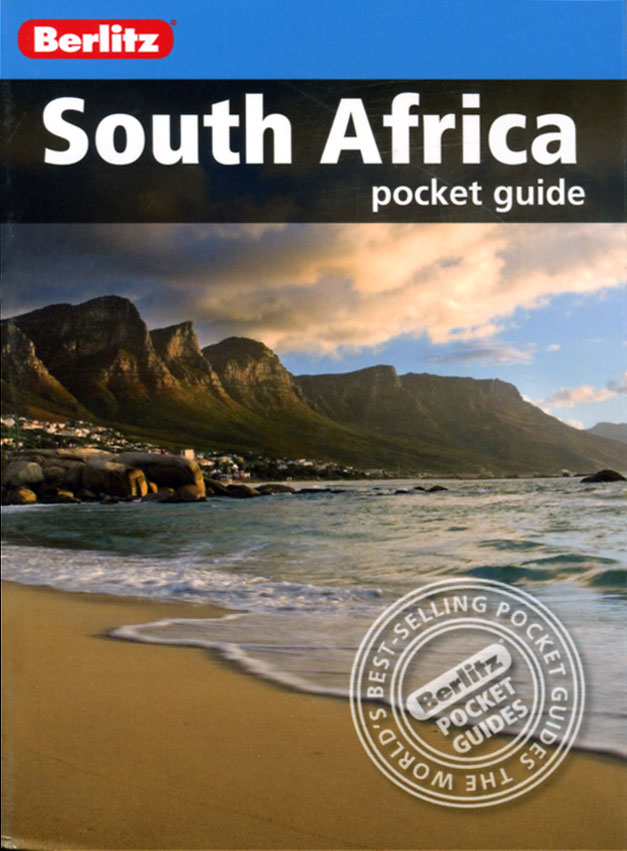 South Africa: Berlitz Pocket Guide all the bright places