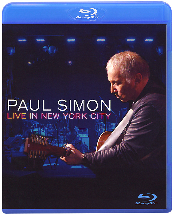 Paul Simon: Live In New York City (Blu-ray) cicero sings sinatra live in hamburg blu ray