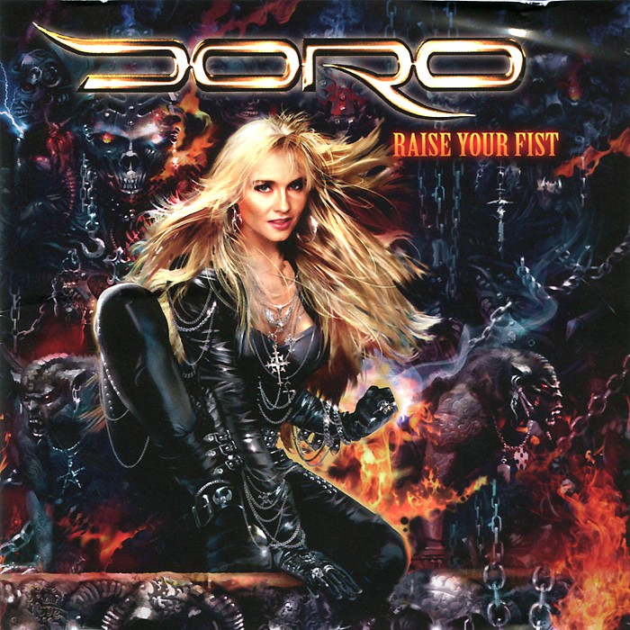 Zakazat.ru: Doro. Raise Your Fist