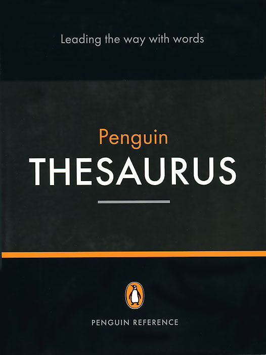Penguin Thesaurus encarta thesaurus