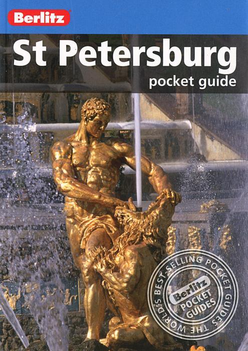 St Petersburg: Berlitz Pocket Guide st petersburg berlitz pocket guide