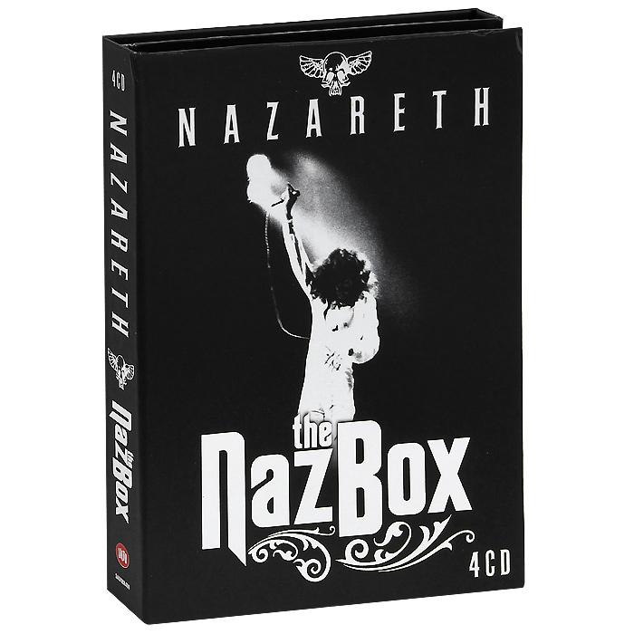 Nazareth Nazareth. The Naz Box (4 CD) nazareth nazareth no mean city