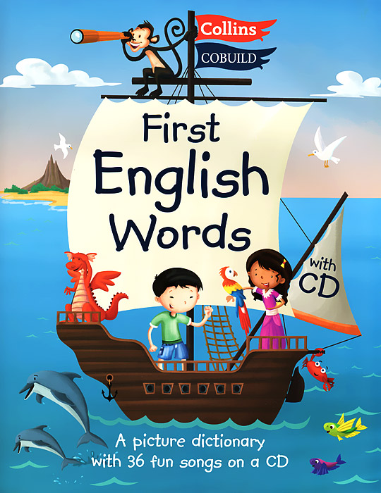First English Words (+ CD) the disappearing dictionary a treasury of lost words