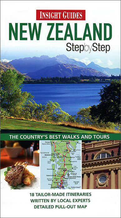 Insight Guides: New Zealand Step by Step woodwork a step by step photographic guide to successful woodworking