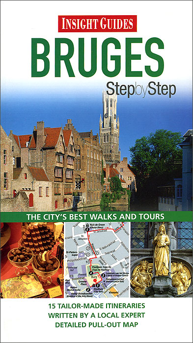 Insight Guides: Bruges Step by Step irresistible