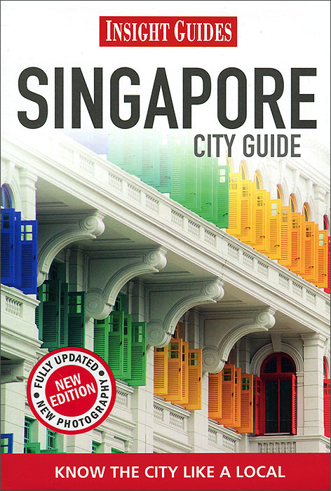 Insight Guides: Singapore City Guide insight guides barcelona city guide
