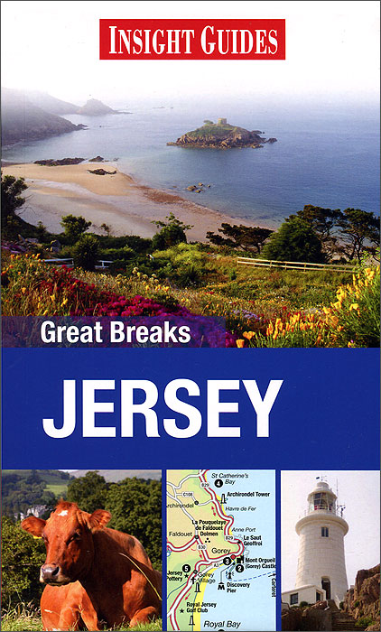 Insight Guides: Great Breaks: Jersey insight guides great breaks bath