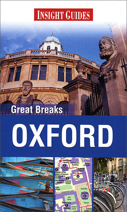 Insight Guides: Great Breaks: Oxford insight guides great breaks bath