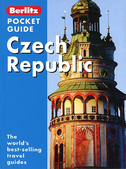 цена на Czech Republic: Berlitz Pocket Guide