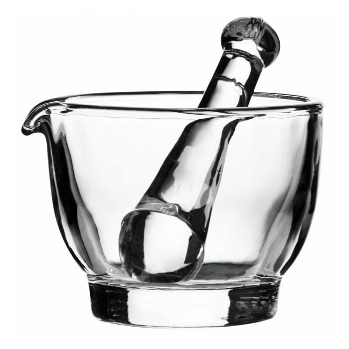 Ступка Premier Housewares с пестиком1001125Ступка Premier Housewares с пестиком, выполненные из стекла, станут незаменимыми вещами для приготовления свежих специй и приправ, измельчения трав, таблеток. Со ступкой Premier Housewares специи в ваших блюдах будут всегда свежими и ароматными. Характеристики:Материал: стекло. Диаметр ступки по верхнему краю: 9 см. Высота ступки:7,5 см. Длина пестика: 10,5 см. Максимальный диаметр пестика: 3 см. Размер упаковки: 10 см х 10 см х 11,5 см. Артикул: 1001125.