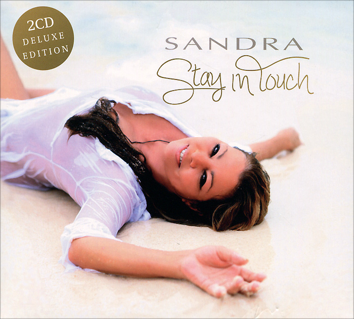 Фото Sandra Sandra. Stay In Touch. Deluxe Edition (2 CD)