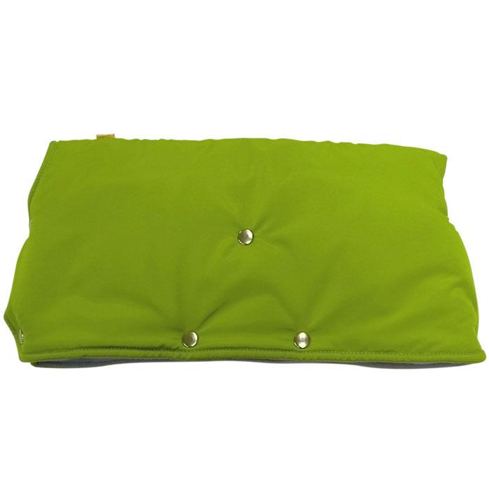 Муфта для рук на коляску  Чудо-Чадо , флисовая, цвет: светло-зеленый. МКФ04-000 -  Коляски и аксессуары