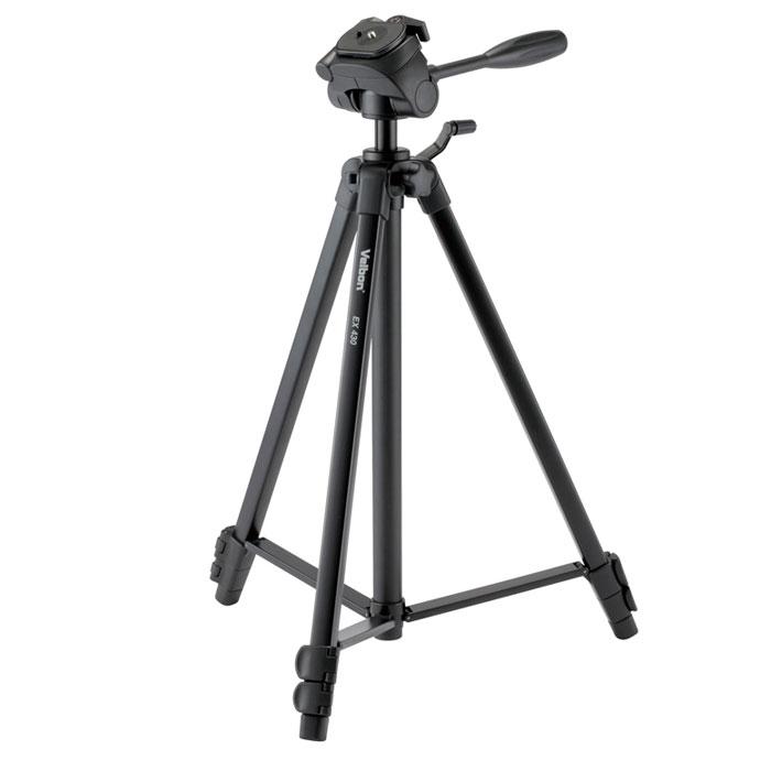 Velbon EX-430EX-430ПШтатив Velbon EX-430 для фотокамер.