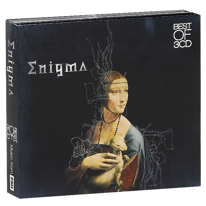 Enigma Enigma. Best Of (3 CD) музыка cd dvd dsd 1cd