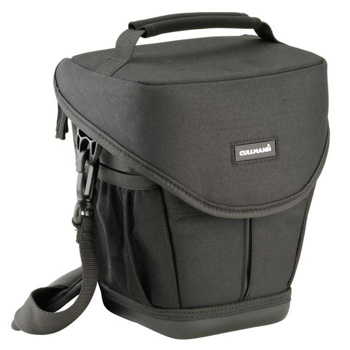 Cullmann CU-96730 Dublin Action 300, BlackCU-96730Стильная сумка Cullmann Dublin Action 300 поможет защитить Вашу фотокамеру от ударов и царапин. Обеспечивает возможность быстрого доступа к оборудованию. Имеется вместительный передний карман для аксессуаров. Для транспортировки предусмотрены удобная ручка и плечевой ремень. Прочное дно сумки изготовлено из материала EVA, обеспечивающего наилучшую защиту камеры.