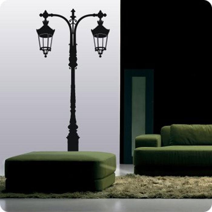 Стикер Paristic Фонарь на аллее, цвет: черный, 220 см х 96 смПР01140Добавьте оригинальность вашему интерьеру с помощью необычного стикера Фонарь на аллее. Изображение на стикере выполнено в форме фонаря на аллее черного цвета. Великолепное исполнение добавит изысканности в дизайн вашего дома.Необыкновенный всплеск эмоций в дизайнерском решении создаст утонченную и изысканную атмосферу не только спальни, гостиной или детской комнаты, но и даже офиса. Стикер выполнен из матового винила - тонкого эластичного материала, который хорошо прилегает к любым гладким и чистым поверхностям, легко моется и держится до семи лет, не оставляя следов. Сегодня виниловые наклейки пользуются большой популярностью среди декораторов по всему миру, а на российском рынке товаров для декорирования интерьеров - являются новинкой. Характеристики: Материал:винил. Размер стикера (В х Ш): 220 см х 96 см. Артикул: ПР01140. Цвет:черный. Комплектация: виниловый стикер; инструкция; Paristic - это стикеры высокого качества.Художественно выполненные стикеры, создающие эффект обмана зрения, дают необычную возможность использовать в своем интерьере элементы городского пейзажа. Продукция представлена широким ассортиментом - в зависимости от формы выбранного рисунка и от Ваших предпочтений стикеры могут иметь разный размер и разный цвет (12 вариантов помимо классического черного и белого). В коллекции Paristic - авторские работы от урбанистических зарисовок и узнаваемых парижских мотивов до природных и графических объектов. Идеи французских дизайнеров украсят любой интерьер: Paristic -это простой и оригинальный способ создать уникальную атмосферу как в современной гостиной и детской комнате, так и в офисе.В настоящее время производство стикеров Paristic ведется в России при строгом соблюдении качества продукции и по оригинальному французскому дизайну.