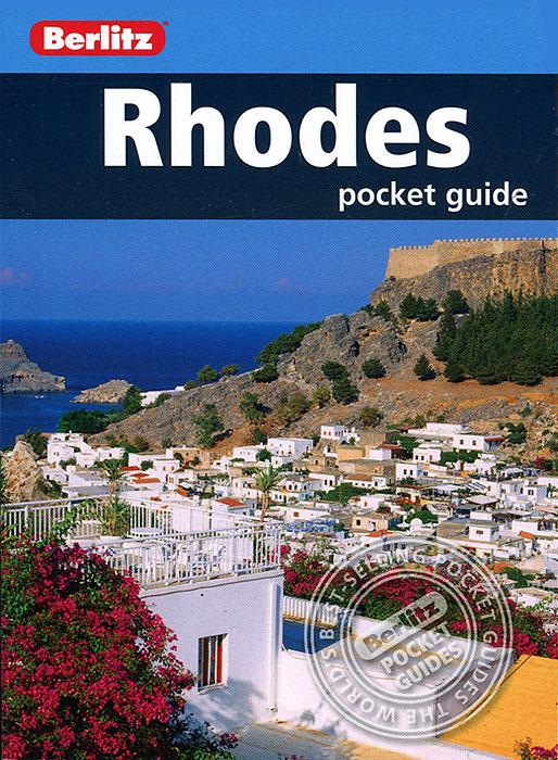 Berlitz: Rhodes Pocket Guide st petersburg berlitz pocket guide