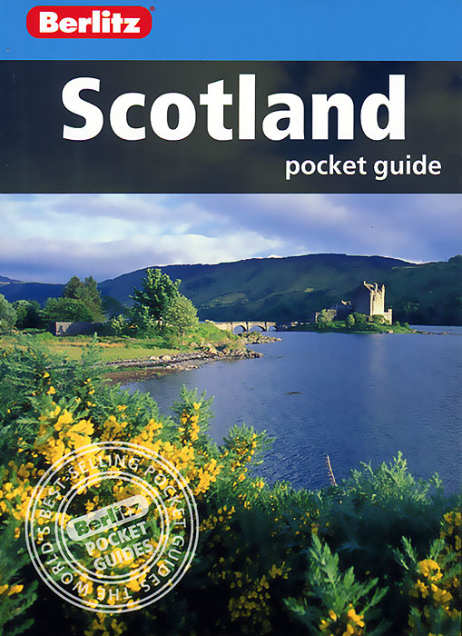 Фото Berlitz: Scotland Pocket Guide dk eyewitness top 10 travel guide scotland
