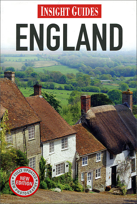 England: Insight Guides all the bright places