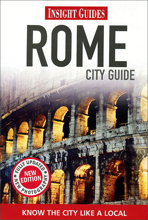 Insight Guides: Rome City Guide insight guides rome city guide