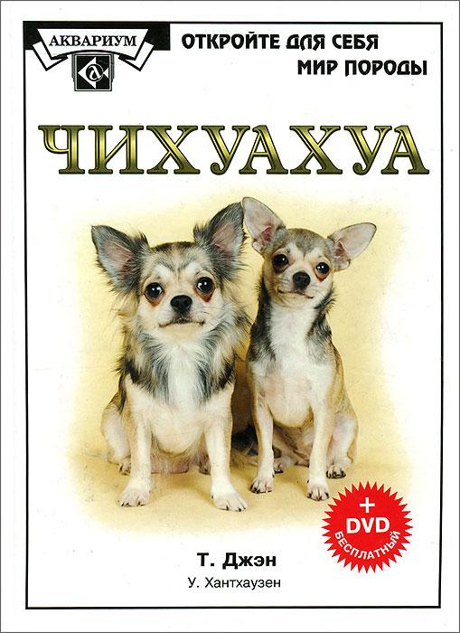 Т. Джэн, У. Хантхаузен Чихуахуа ( + DVD) мини чихуахуа в москве