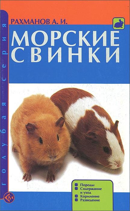 А. И. Рахманов Морские свинки. Породы. Содержание и уход. Кормление. Разведение разведение кур в домашних условиях где ягоду гаджи