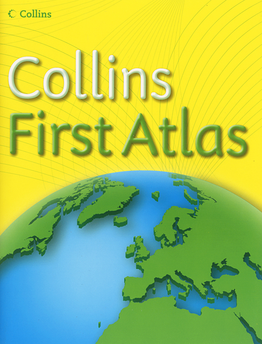 First Atlas collins picture atlas