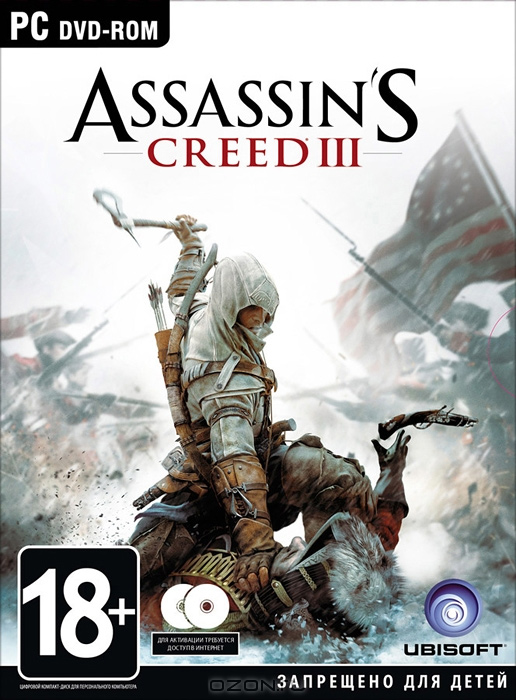 Assassin's Creed 3. Deluxe Edition + Season Pass, Ubisoft Entertainment