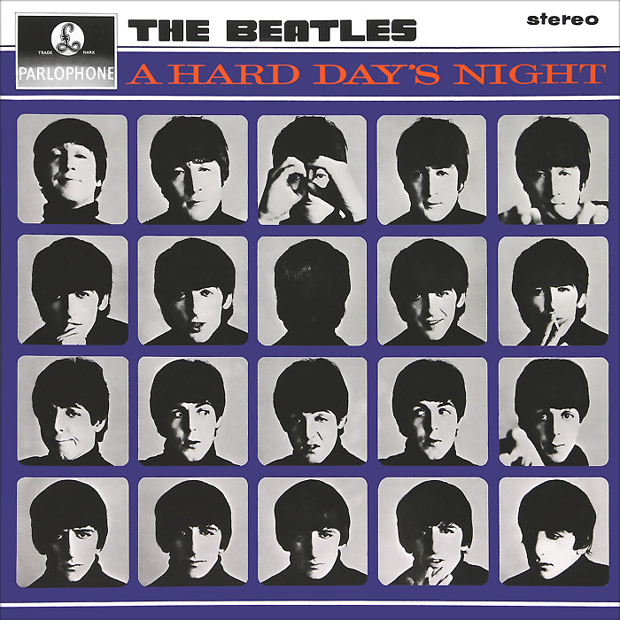 The Beatles The Beatles. A Hard Day's Night (LP) сонни роллинз wilbur ware элвин джонс sonny rollins a night at the village vanguard lp