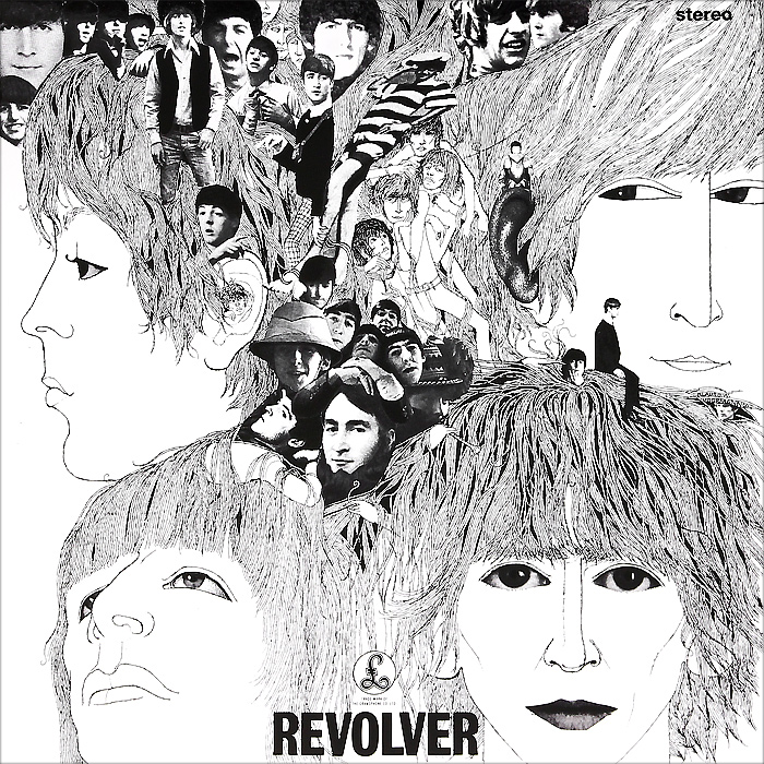 """The Beatles"" The Beatles. Revolver (LP)"