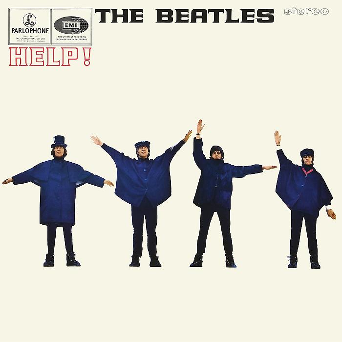 """The Beatles"" The Beatles. Help! (LP)"