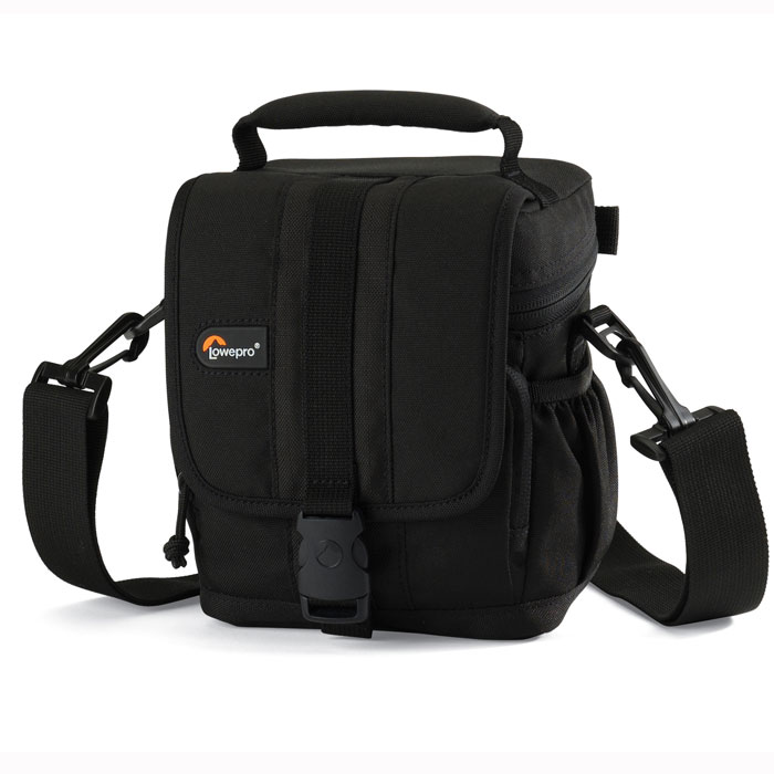 Lowepro Adventura 120, Black lowepro adventura sh140 ii black сумка для фотокамеры