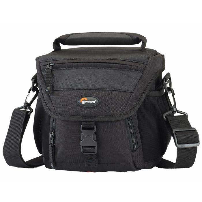Lowepro Nova 160 AW, Black - Сумки и рюкзаки
